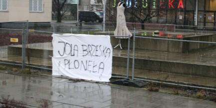 """""""Pamięci Joli Brzeskiej"""". Pikieta przed Prokuraturą Generalną"""