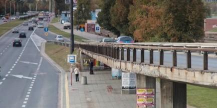 Remont mostu Łazienkowskiego przesunięty o tydzień