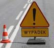 Wypadek. Most Poniatowskiego zablokowany