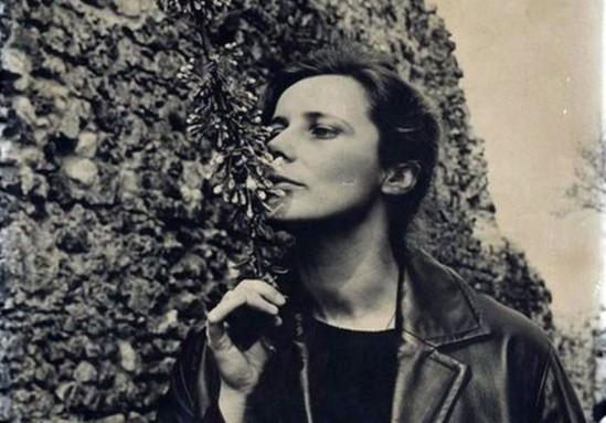 """Agnieszka Osiecka. Fot. Fundacja """"Okularnicy"""""""