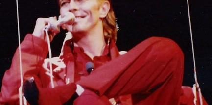 Mural z wizerunkiem Davida Bowiego. Wiemy, gdzie powstanie