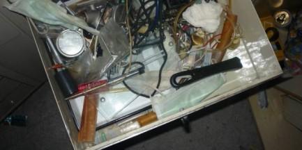 Niebezpieczne odpady medyczne porzucone na Bemowie!