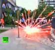 Jest akt oskarżenia ws ataków na Rosjan na Euro 2012 (WIDEO)