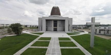 Znamy wstępną datę otwarcia Świątyni Opatrzności Bożej