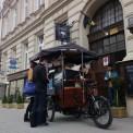 Bike Cafe w Poznaniu. Fot. Bike cafe