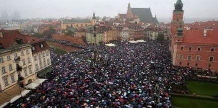 Marcowy Strajk Kobiet. Wiemy, gdzie odbędzie się finał protestu w Warszawie