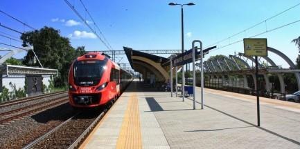 Modernizacja linii Grodzisk Mazowiecki – Warszawa. Rok bez pociągów