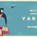 Targi mody niezależnej Mustache Yard Sale