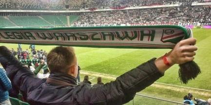 Zamknięty stadion, do zapłacenia 100 tys. euro. Legia surowo ukarana przez UEFA