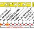 """Tramwaj """"Linia Oporu"""" na ulicach Warszawy"""