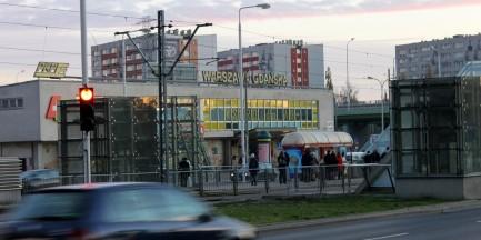 Są kłopoty z działką pod nowy Dworzec Gdański