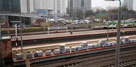 Ruszają remonty na kolei. Pasażerów wyjeżdżających ze stolicy czeka wakacyjny koszmar