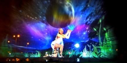Nowy pokaz w Multimedialnym Parku Fontann [NASZE ZDJĘCIA]