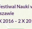 W sobotę rusza 20. Festiwal Nauki. Potrwa do października