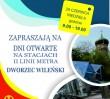 Zwiedź stację Dworzec Wileński