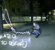 Pomaluj światłem na Krakowskim Przedmieściu!