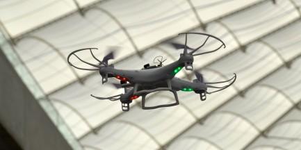 Drony przy Lotnisku Chopina. Wstrzymano lądowania samolotów