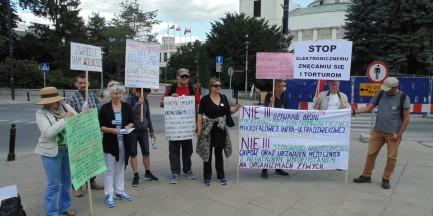"""W Warszawie odbędzie się protest """"przeciwko skrytemu nękaniu obywateli"""""""