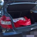 Policjanci znaleźli 4 kg amfetaminy i zabezpieczyli ponad 20.000 zł. Fot. policja.waw.pl
