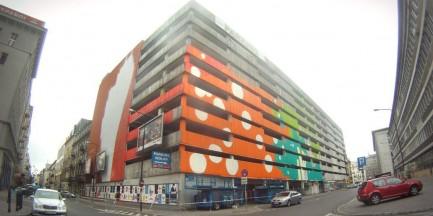 Największy mural w Polsce!