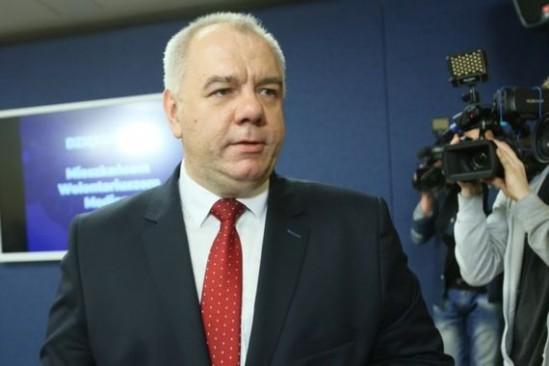 Jacek Sasin (PAP, Fot: Leszek Szymański)
