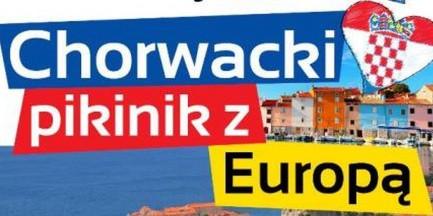 Za darmo: Chorwacki Piknik z Europą