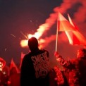 Uczestnicy Marszu Niepodległości Fot. WawaLove.pl