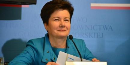 Hanna Gronkiewicz-Waltz wygrałaby wybory prezydenckie!