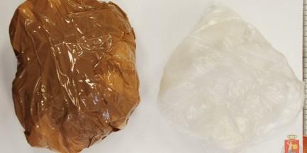 700 g amfetaminy w mieszkaniu na Pradze Północ