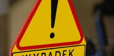 Wypadek autobusu koło Garwolina. 5 osób nie żyje