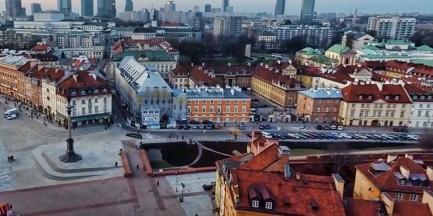 Warszawa bez reklamowych śmieci. Piękny film! [WIDEO]