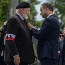 72. rocznica wybuchu Powstania Warszawskiego. Rozpoczęły się pierwsze uroczystości