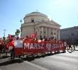 """Ulicami Warszawy przeszedł """"Marsz dla Jezusa"""" [ZDJĘCIA]"""