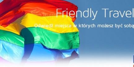 Z Warszawy do miast przyjaznych homoseksualistom. Nowa kampania LOT-u