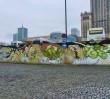 Zniszczono chopinowski mural przy pl. Defilad! [Zdjęcia]