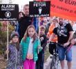 Nie damy się zabić! Mieszkańcy Radiowa nadal walczą z górą śmieci
