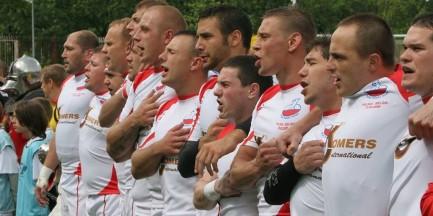 Rugby. Wojna polsko-szwedzka na stadionie Polonii!