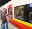 Nowy pociąg 35WE dla SKM już w Warszawie