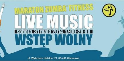 Za darmo: Maraton Zumba Fitness