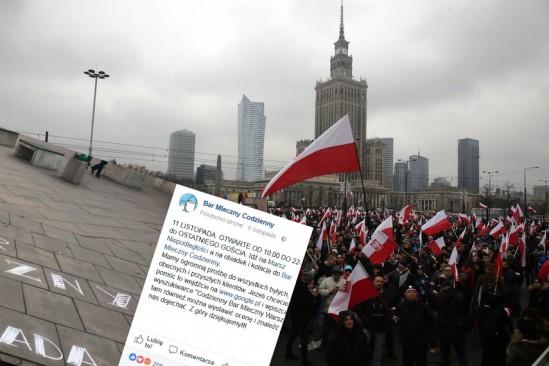 Post na Facebooku wzbudził wiele kontrowersji Fot. WawaLove.pl/Facebook