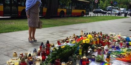 Prezydent Warszawy ociepla wizerunek? Zmieniła zdanie po zamachu w Orlando?