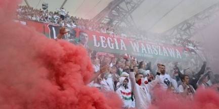 """Borussia ostrzega kibiców przed przyjazdem do Warszawy? """"Należy unikać Łazienkowskiej"""""""