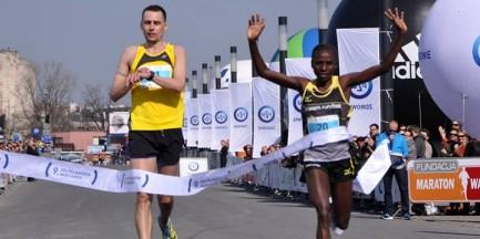 Rekord na Półmaratonie Warszawskim