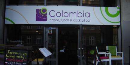 Modne miejsca: Colombia