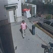 Ten mężczyzna ukradł rower z ul. Mysiej!