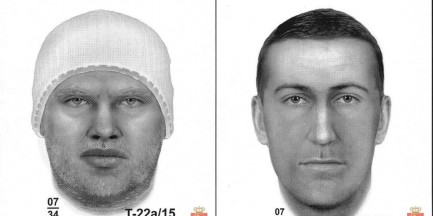 Podali się za policjantów, wywieźli go za miasto i okradli. Rozpoznajesz tych mężczyzn?