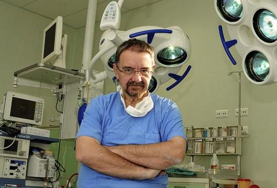 Prof. Romuald Dębski (Eastnews/Włodzimierz Wasyluk)