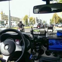 Powstał stołeczny zespół do zwalczania agresywnych zachowań na drogach!