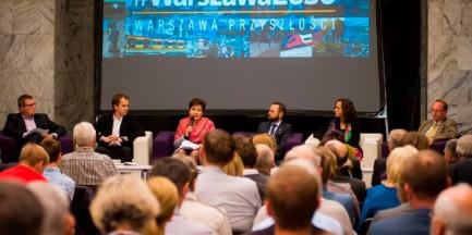 Jak Warszawa będzie wyglądać za 15 lat?