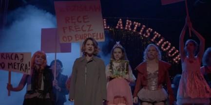 """Pożar w Burdelu: """"Wyjdźcie na ulice warszawiacy/ wolności nie dostaje się na tacy"""""""